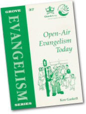 Cover: Ev 37 Open-Air Evangelism Today