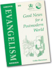 Cover: Ev 35 Good News for a Postmodern World