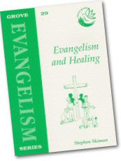 Cover: Ev 29 Evangelism and Healing