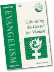 Cover: Ev 28 Liberating the Gospel for Women