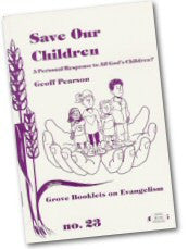 Cover: Ev 23 Save Our Children: A Personal Response to 'All God's Children?'