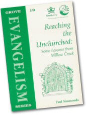 Cover: Ev 19 Reaching the Unchurched: Some Lessons from Willow Creek