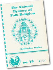 Cover: S 43 The Natural Mystery of Folk Religion