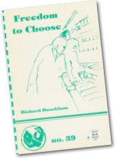 Cover: S 39 Freedom to Choose