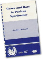 Cover: S 37 Grace and Duty in Puritan Spirituality
