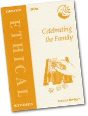 Cover: E 99a Celebrating the Family: A Critique of the BSR report Something to Celebrate