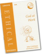 Cover: E 94 God at Work part I