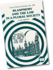 Cover: E 90 Blasphemy and the Law in a Plural Society
