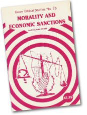 Cover: E 76 Morality and Economic Sanctions