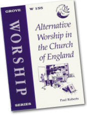 Cover: W 155 Alternative Worship in the Church of England