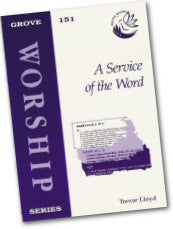 Cover: W 151 A Service of the Word