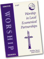 Cover: W 147 Worship in Local Ecumenical Partnerships