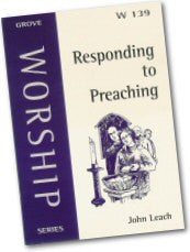 Cover: W 139 Responding to Preaching