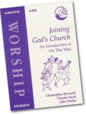 Cover: W 134 Joining God's Church: An Introduction to 'On The Way'