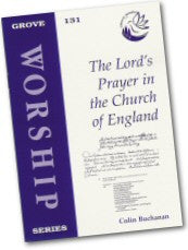 Cover: W 131 The Lord's Prayer in the Church of England