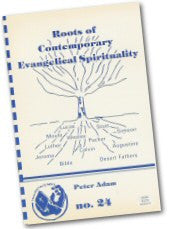 Cover: S 24 Roots of Contemporary Evangelical Spirituality