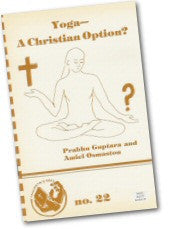 Cover: S 22 Yoga - a Christian Option?