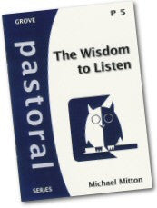 Cover: P 5 The Wisdom to Listen