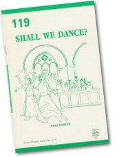 Cover: W 119 Shall We Dance?