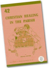 Cover: W 42 Christian Healing in the Parish