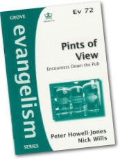 Cover: Ev 72 Pints of View: Encounters Down the Pub
