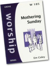 Cover: W 185 Mothering Sunday