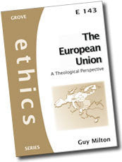 Cover: E 143 The European Union: A Theological Perspective