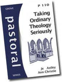 Cover: P 110 Taking Ordinary Theology Seriously