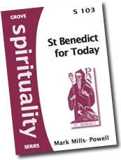 Cover: S 103 St Benedict for Today