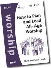 W 194 How to Plan and Lead All-Age Worship