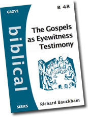Cover: B 48 The Gospels as Eyewitness Testimony