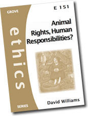 Cover: E 151 Animal Rights, Human Responsibilities?