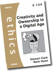Cover: E 154 Creativity and Ownership in a Digital Age