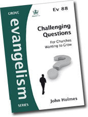 Cover: Ev 88 Challenging Questions For Churches Wanting to Grow