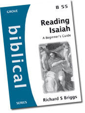 Cover: B 55 Reading Isaiah: A Beginner's Guide