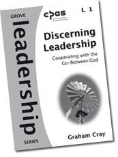 Cover: L 1 Discerning Leadership: Cooperating with the Go-Between God