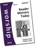 Cover: W 203 Reader Ministry Today