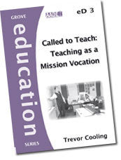 Cover: eD 3 Called to Teach: Teaching as a Mission Vocation