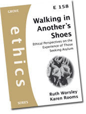 Cover: E 158 Walking in Another's Shoes: Ethical Perspectives on the Experience of Those Seeking Asylum