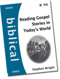 Cover: B 56 Reading Gospel Stories in Today's World