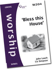 Cover: W 204 'Bless this House'