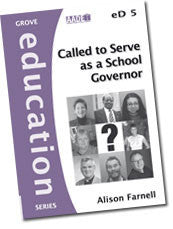 eD 5 Called to Serve as a School Governor