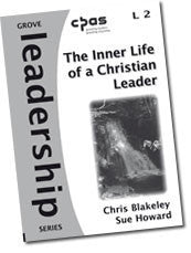 L 2 The Inner Life of a Christian Leader
