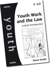 Cover: Y 22 Youth Work and the Law: A Brief Introduction