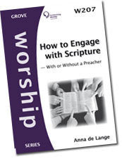 W 207 How to Engage with Scripture?¢?Ǩ?ÄùWith or Without a Preacher