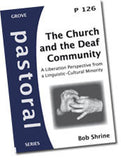 Cover: P 126 The Church and the Deaf Community: A Liberation Perspective from a Linguistic-Cultural Minority
