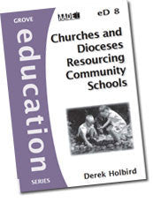 Cover: eD 8 Churches and Dioceses Resourcing Community Schools