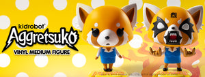 Aggretsuko Medium Art Figures by Kidrobot