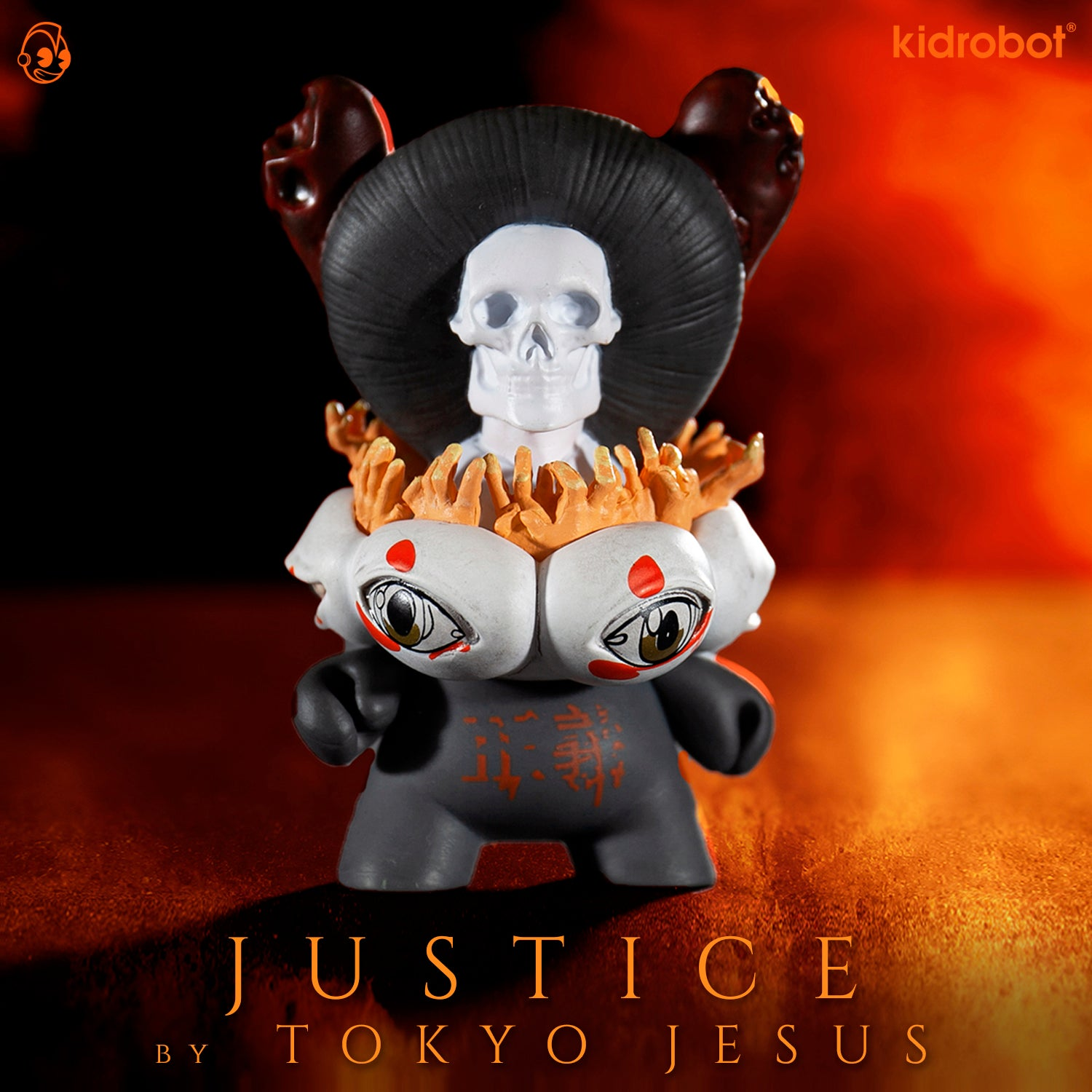 Justice Dunny by Tokyo Jesus - Arcane Divination The Lost Cards - Kidrobot
