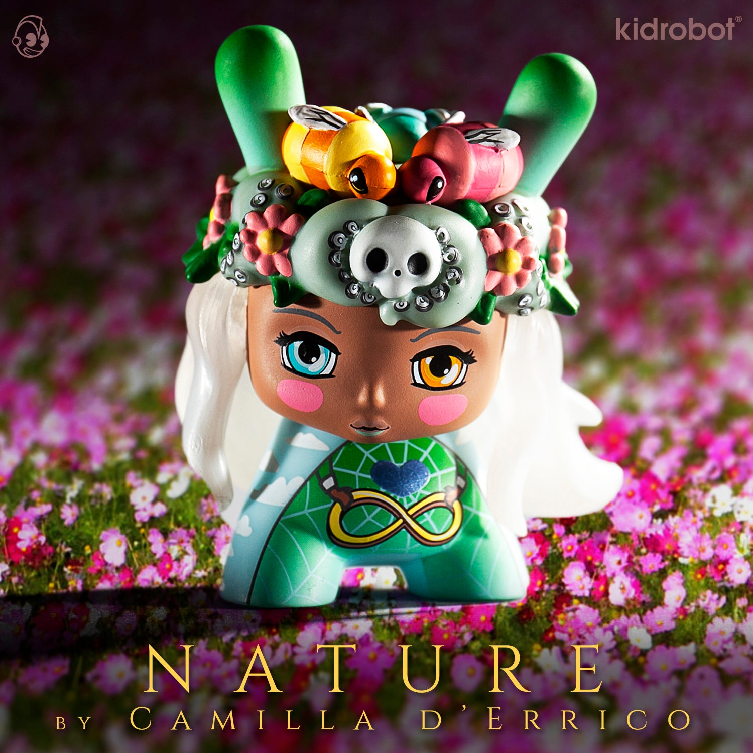 Nature Dunny by Camilla d'Errico